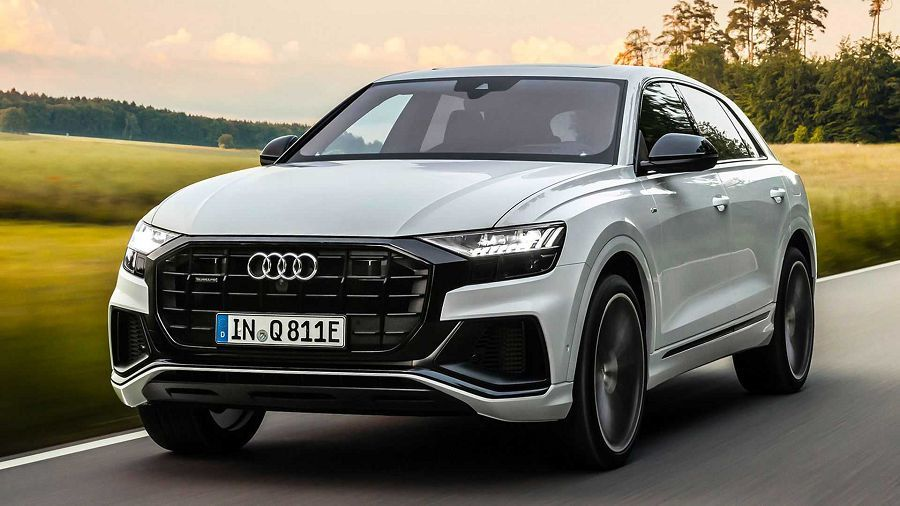 最大輸出340KW!Audi Q8 TFSI E Quattro歐洲上市!