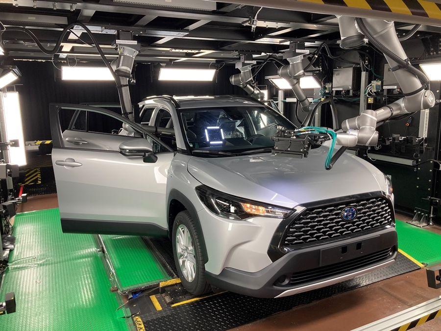 「今日的品質 明日的市場」  國瑞汽車成立以來首度對媒體開放採訪
