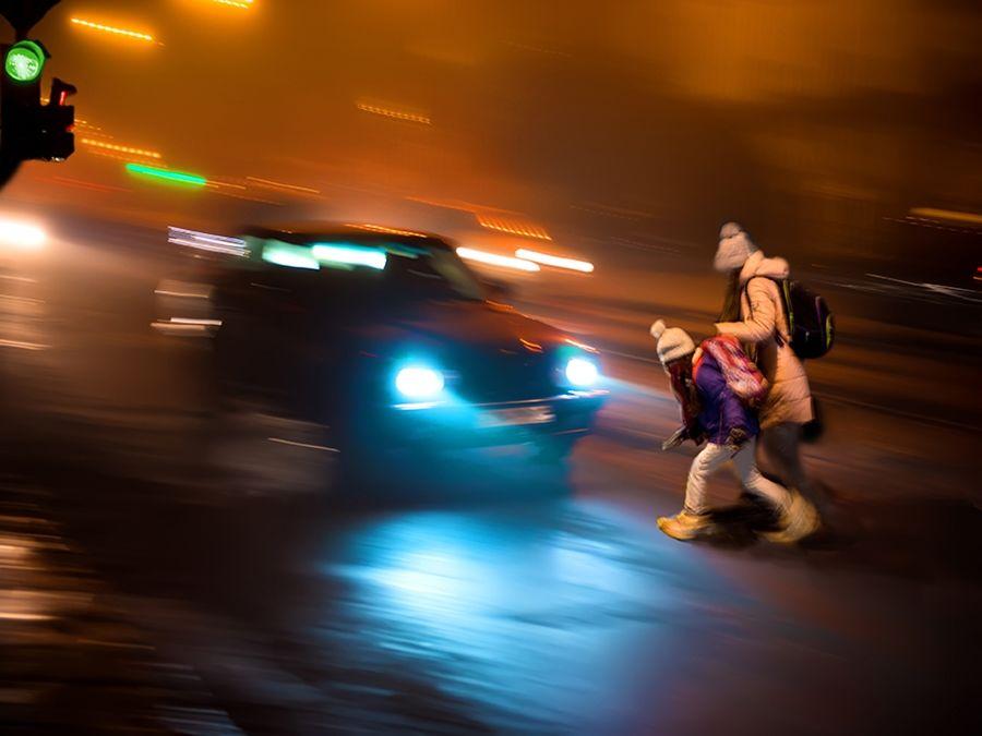 現在晝短夜長的天候型態 晨起民眾與駕駛人更應注意安全!
