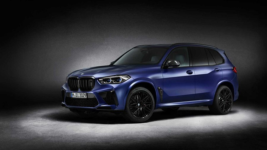 BMW替X5 M Competition和X6 M Competition推出限量特別版車型「First Edition」