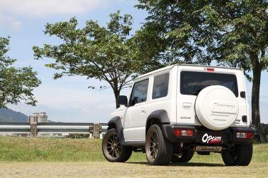 國內渦輪化首發(下) Jimny MK4 Turbo改完成!