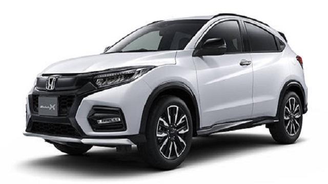 2020年11月 Honda 本田全車系中古車行情表