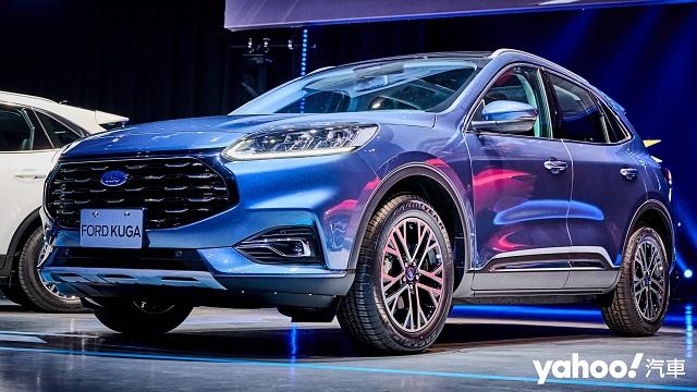 2020年11月 Ford 福特全車系中古車行情表