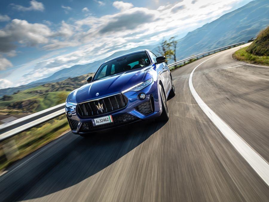 新年式Maserati Levante全方位小改款 378萬起