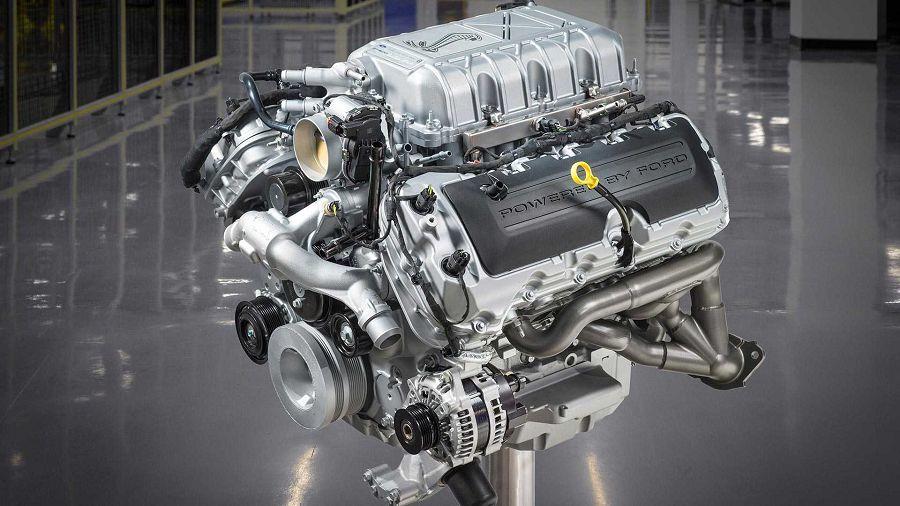 動力升級好選擇─Ford準備讓Shelby GT500的Predator V8引擎上市銷售