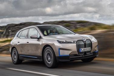 邁向新未來 BMW iX