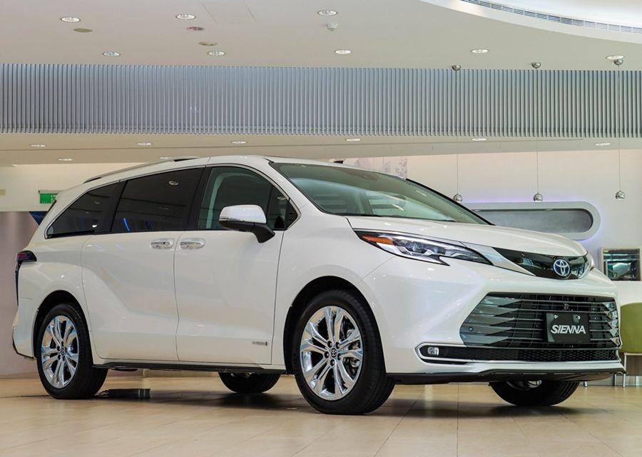 限量優惠價210萬元起 全新改款Toyota Sienna開始預售!