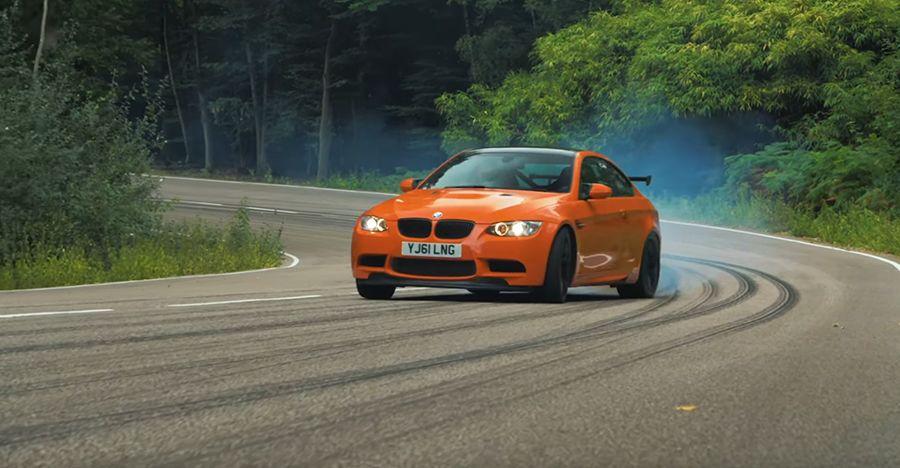 影/千萬元BMW M3 GTS誰敢這樣甩?問問Top Gear吧