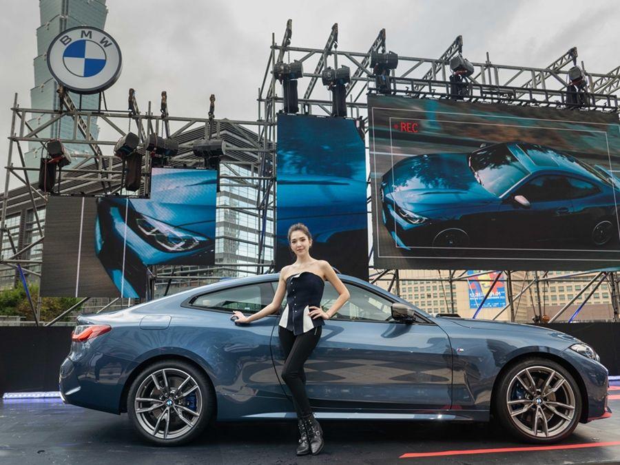 許瑋甯擔任全新BMW 4系列雙門跑車品牌大使 !