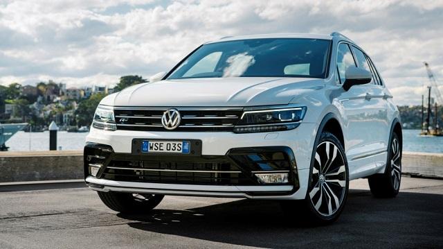 2020年12月 VW 福斯全車系中古車行情表