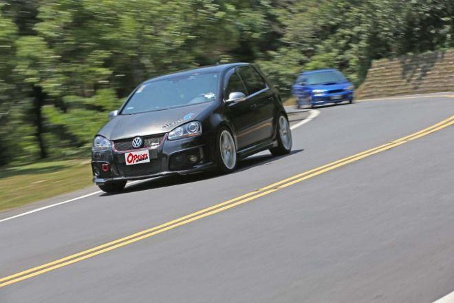 50-60萬元推薦中古車:沒有離合器也很好開Volkswagen Golf GTI 5 (1K)
