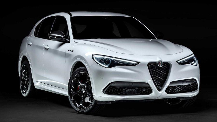 義大利休旅車視覺升級登場─2021 年式 Alfa Romeo Stelvio Veloce Ti