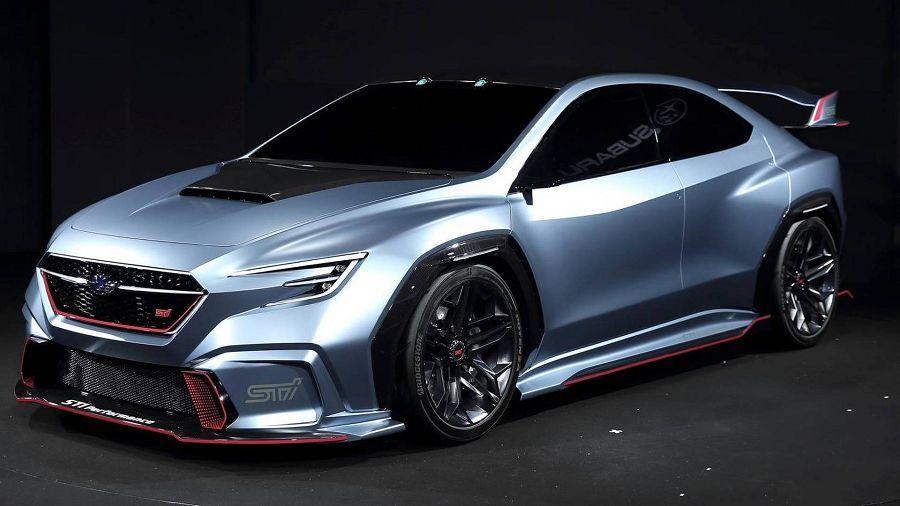 2022 Subaru 表示新的 WRX STI 會再次「推展性能與科技的界線」