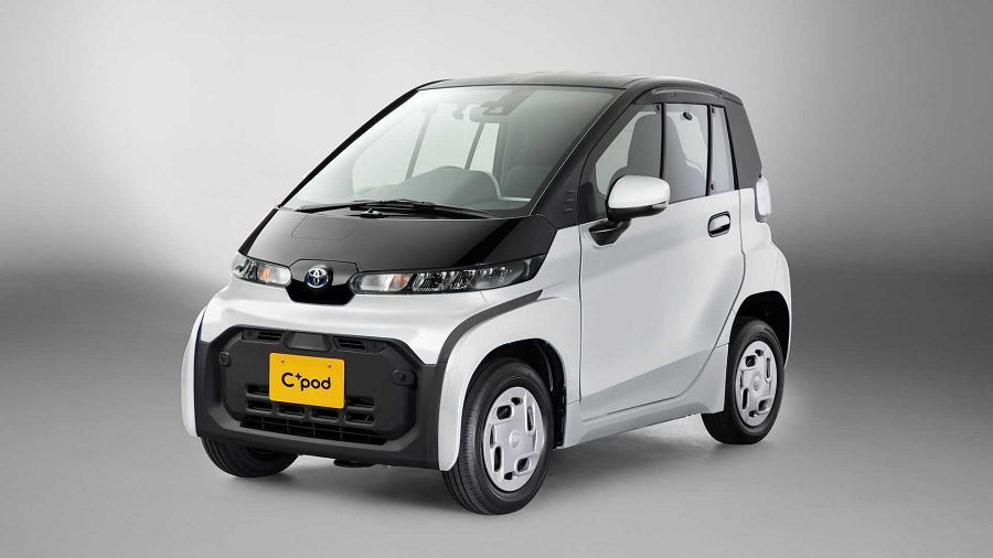 Toyota 在日本市場正式推出超小型電動通勤車「C+pod」