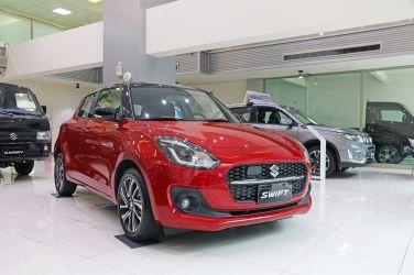 油電、手排雙出擊 Suzuki Swift Hybrid/Swift Sport Hybrid