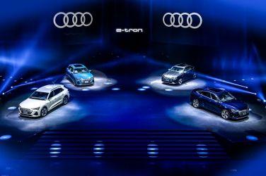 打造純電生活圈 Audi e-tron