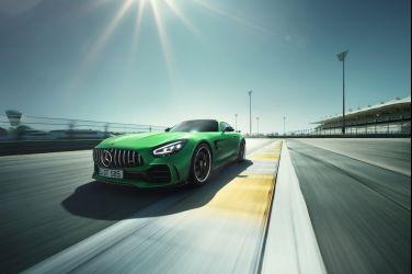 全新 Mercedes-AMG GT、GT R 正式在台上市