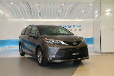 主攻油電 第4代大改款Toyota Sienna