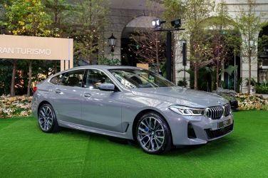 品味壯遊 BMW 6 Series Gran Turismo