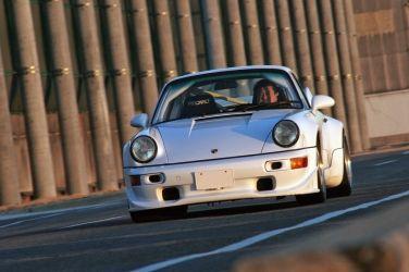Porsche 964 Turbo電子噴射化 K26渦輪V-Pro設定激增70ps馬力