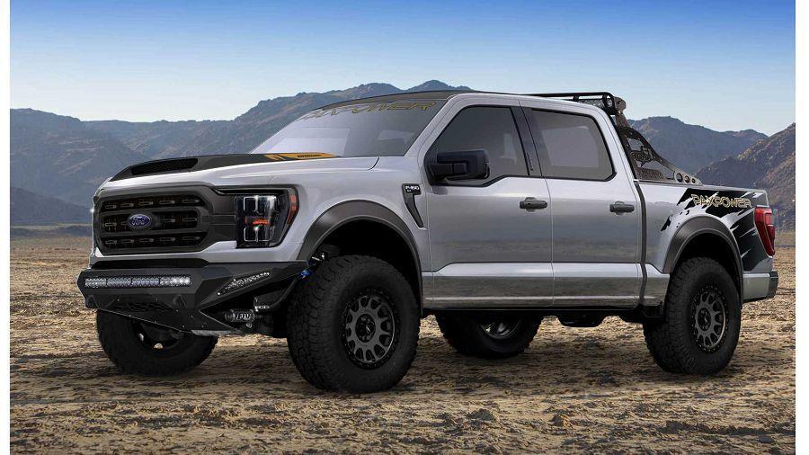 熱銷貨卡再強化!Pax Power 帶來 2021 Ford F-150 的改裝套組