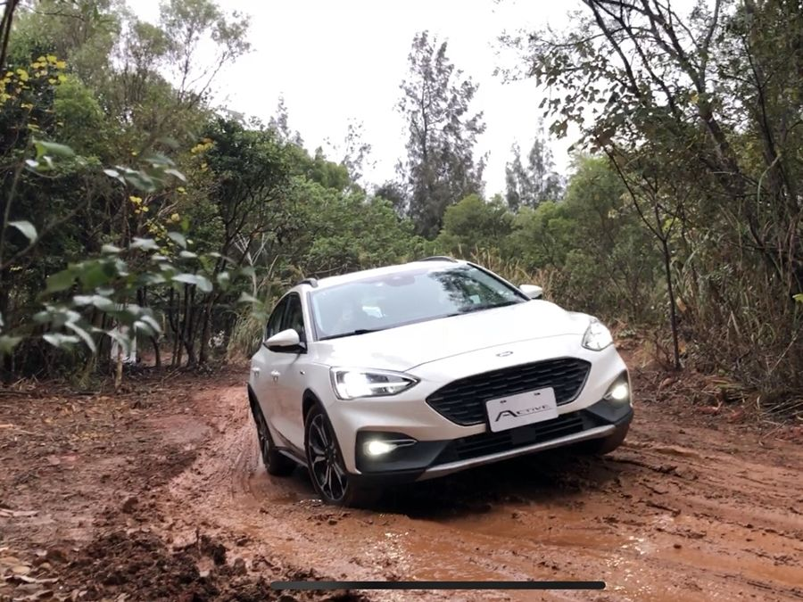 來一場前驅跨界越野的奇幻旅程!Ford Focus Active試駕