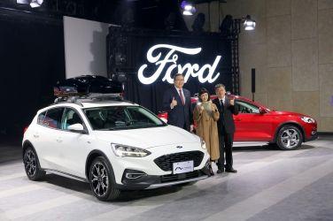 加高跨界版 Ford Focus Active