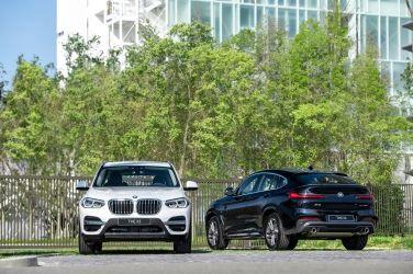 BMW X3、X4白金領航版全新登場
