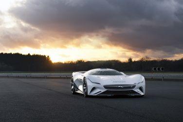 實車模型出爐Jaguar Vision Gran Turismo SV