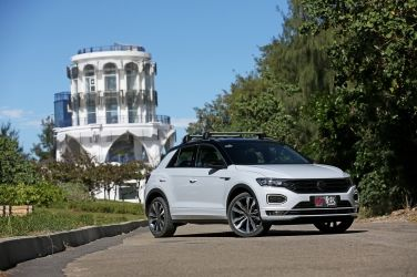 [試駕] 個性休旅新選擇 VW T-Roc 330 TSI R-Line Performance