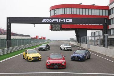 熱血總動員 2020 Mercedes-AMG賽道體驗活動