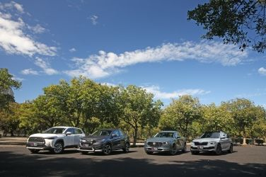 [集體評比] CUV挑好、選滿(上) Toyota Corolla Cross vs. Honda HR-V vs. Skoda Kamiq vs. Mazda CX-30