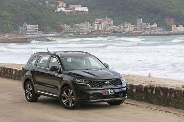 [試駕] 美好的六人座 新世代Kia Sorento 2.2 AWD