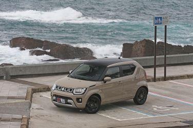 [試駕] 微電小型男 Suzuki Ignis
