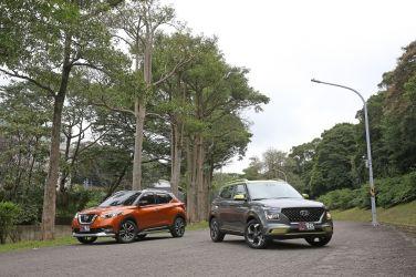 [捉對廝殺]  大與小的選擇 Hyundai Venue VS. Nissan Kicks(下)