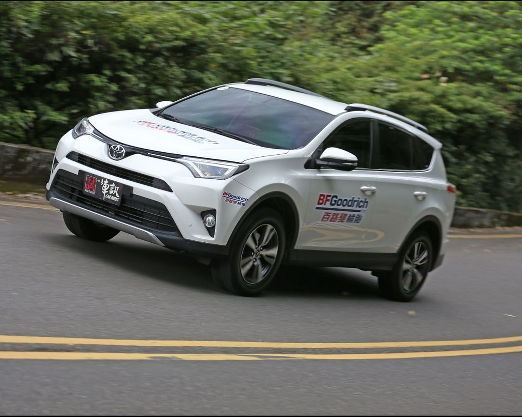 [試胎] 從越野邁向都會 BFGoodrich Advantage T/A Drive & SUV全地形胎體驗