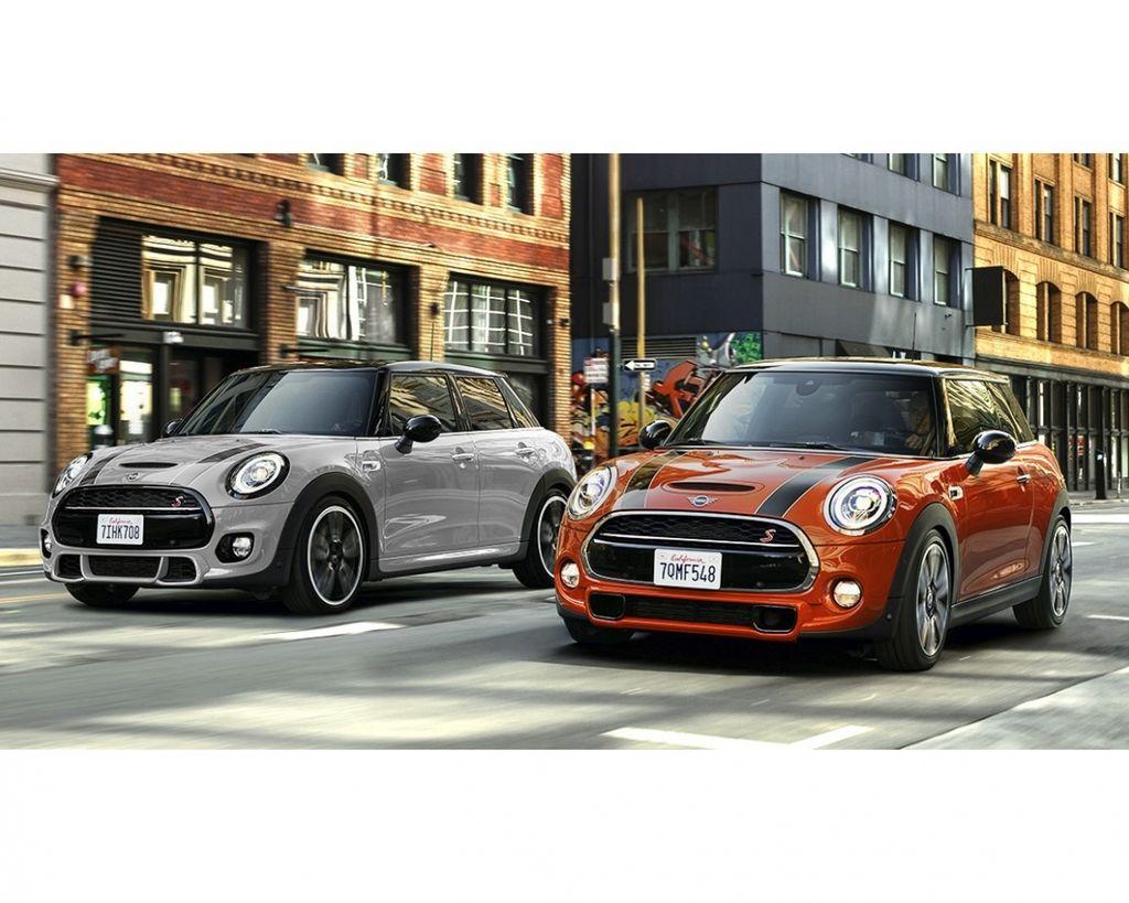 MINI掀背車系傳奇典藏版 Cooper 全新上市