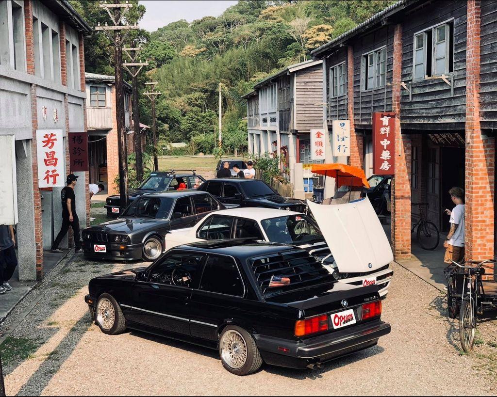 BMW E30車主聯盟Meeting 開老車、心不老!