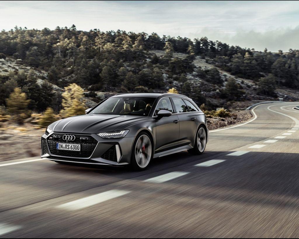 四環性能大軍登台! Audi RS / S性能車系