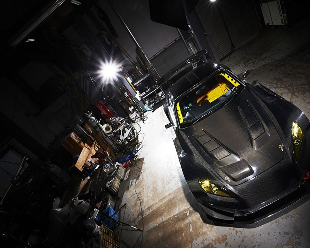 追求極致速度的全碳S2000 全車重量比原廠更輕250kg