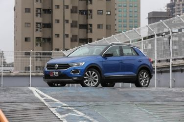 [試駕] 就是要「型」 Volkswagen T-Roc 280 TSI Style Design