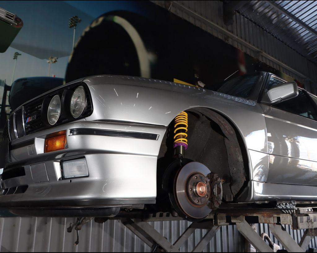 專為經典老車設計 德國KW Classic避震器