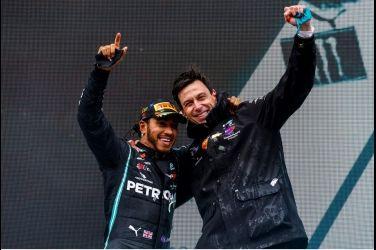[F1專題] Hamilton何時才要簽約?