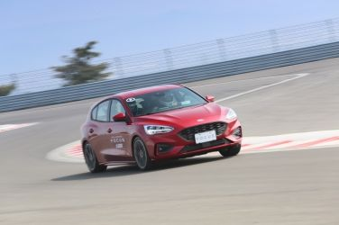 2021 Ford Focus 麗寶挑戰賽 5/1 極速登場