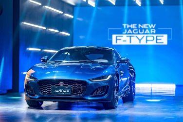 獵豹新風貌 Jaguar F-Type