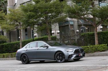 [試駕] 鐵血二當家 Mercedes-AMG E53 4Matic+
