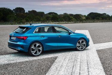 豪華掀背新勢力 全新世代 Audi A3 Sportback車系展開預售