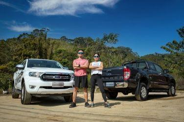 新年目標 體態第一 與Ford Ranger一同走出戶外 體驗美式皮卡健身房