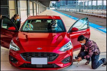彩蛋來了! 2021 Ford Focus麗寶挑戰賽 「高手改裝組」稀有登場
