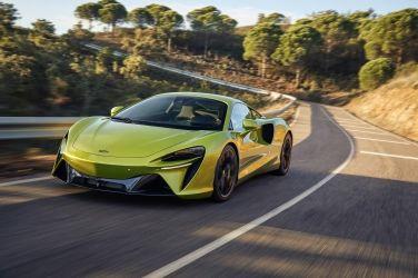 McLaren全新Hybrid車款 ARTURA 正式發表